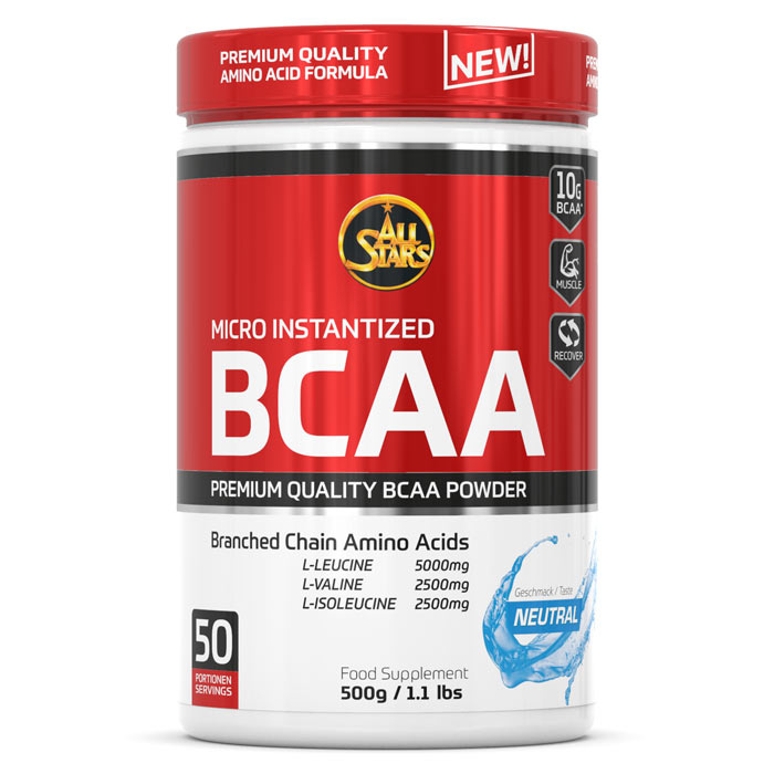 BCAA Powder neutral