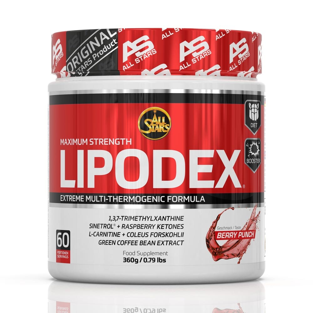 Lipodex berry punch