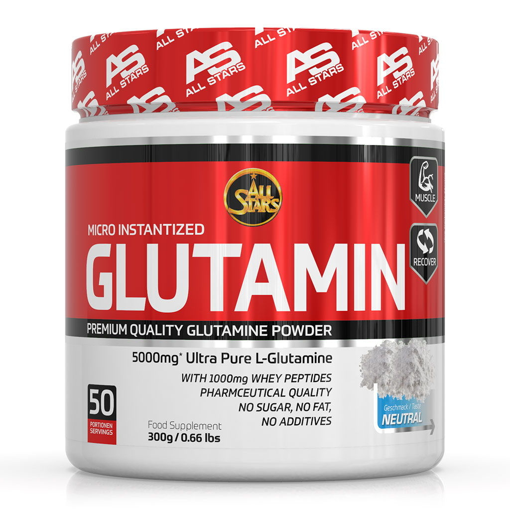 Glutamin powder 300g