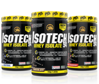 ISO-TECH WHEY PROTEIN 94 750g