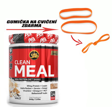 CLEAN MEAL 840G + ZDARMA FITNESS GUMA
