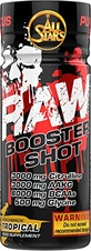 Raw booster shot ampule
