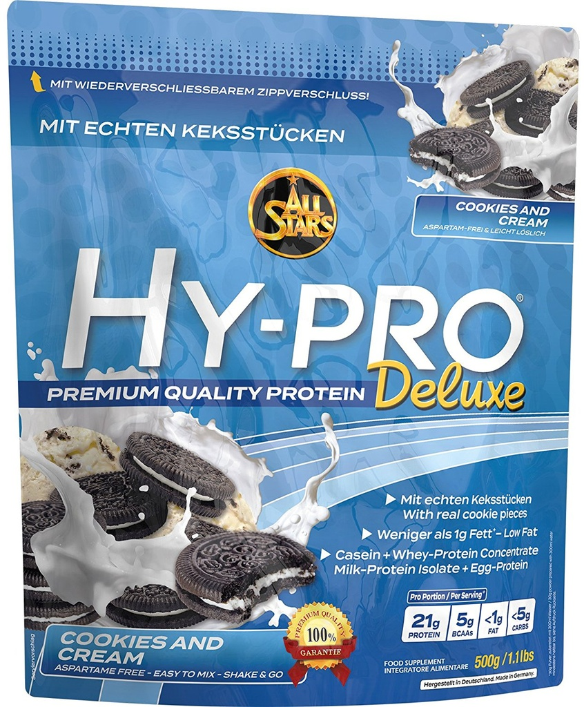 Hy pro 85 deluxe